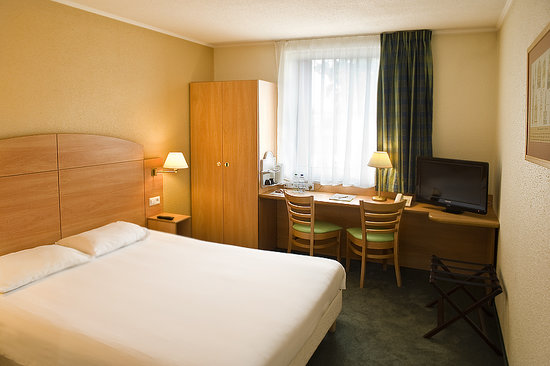 Campanile Lublin: double room