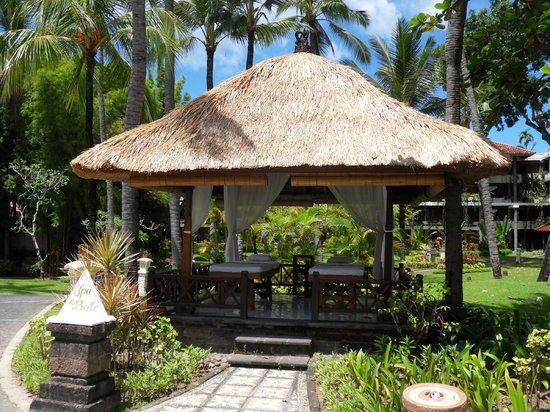Melia Bali: Spa facilities