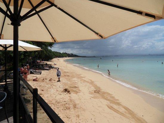 Melia Bali Indonesia : Beach