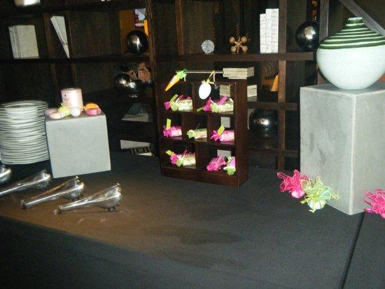 DoubleTree by Hilton London Ealing: Baptism decoration set up