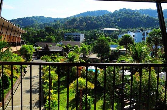 Maleedee Bay Resort: Vue de la chambre