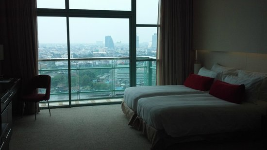 Chatrium Hotel Riverside Bangkok: The room