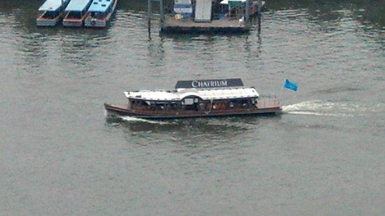 Chatrium Hotel Riverside Bangkok: The Hotel's taxi