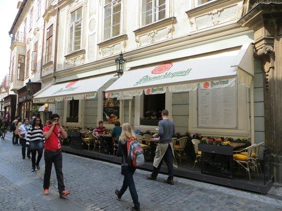 U Bakalare: the restaurant