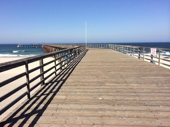Rosarito Beach Hotel : Rosarito Beach Pier