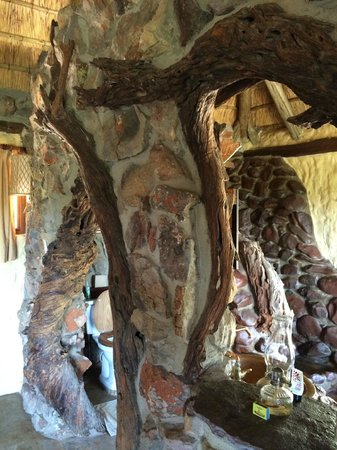 Ant's Hill & Ant's Nest: wonderful architecture between bedroom and ensuite