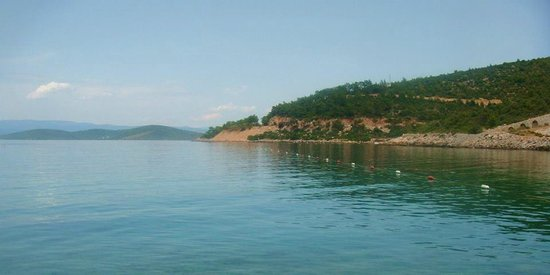 Kervansaray Resort : Lovely sea