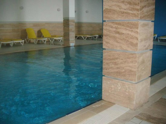 Kervansaray Resort : Indoor pool