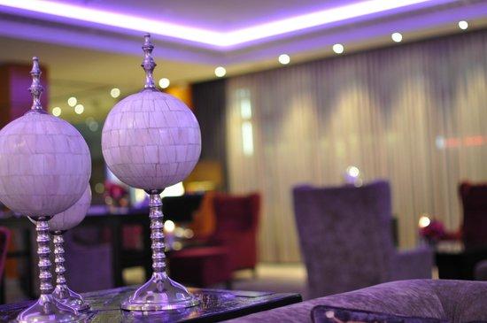 Hotel Palace Berlin : lobby lounge