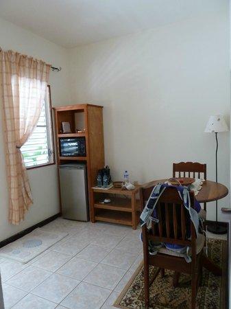 Maxhapan Cabanas: Room View #1