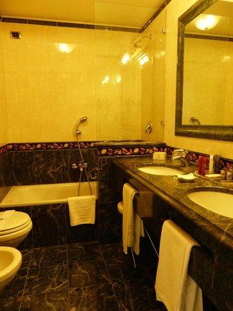 Grand Visconti Palace : Bathroom