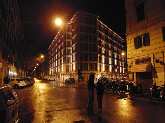 Le Meridien Visconti Rome : The Hotel