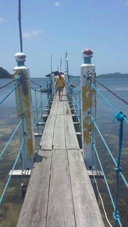 Anguib Beach: feel the beach