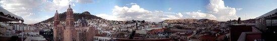 Hotel Santa Rita: Panorámica desde la terraza
