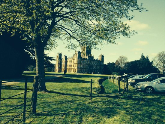 Best Tours : Downton Abbey/ Highclere Castle