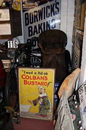 The CM Booth Collection: some of the advertising signs
