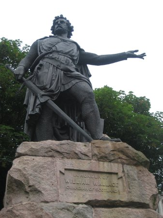 ‪William Wallace Statue‬