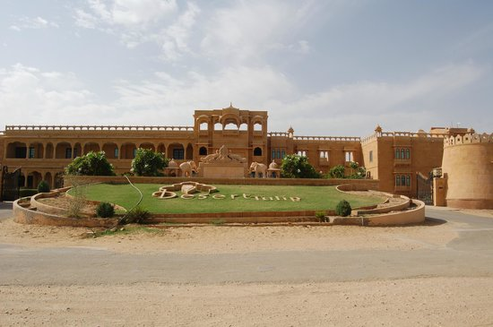 Desert Tulip Hotel & Resort : Hôtel