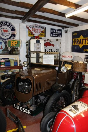 The CM Booth Collection: a view of the museum