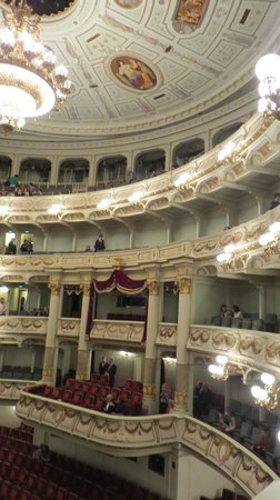 Semper Opera House (Semperoper): Interior