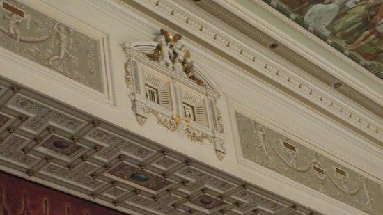 Semper Opera House (Semperoper): reloj