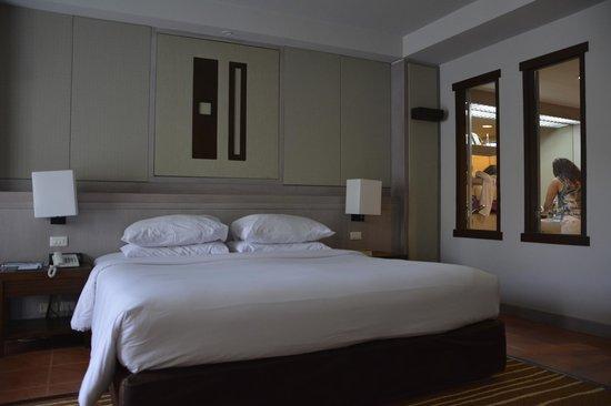 Merlin Beach Resort: Delux Doppelzimmer