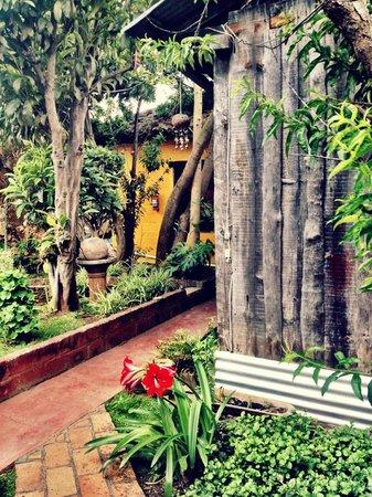 Ganesha Posada : Corredor