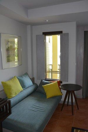 Merlin Beach Resort: Zimmer