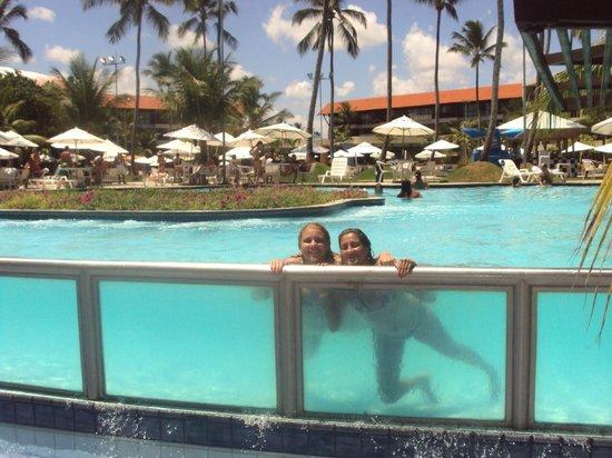 Marulhos Suítes Resort: Piscina do resort
