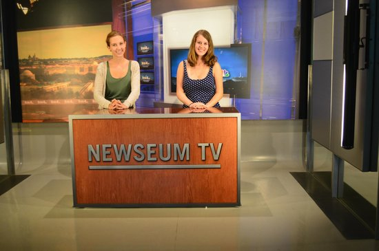 Newseum: We are journalists