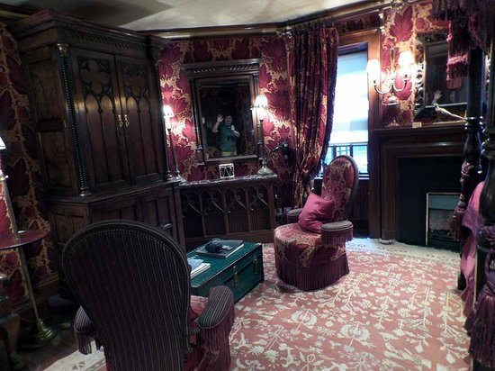 The Witchery by the Castle : Magical rooms