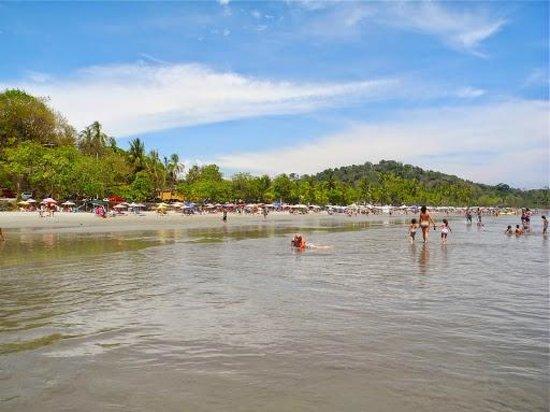 Playa Manuel Antonio: Beach view