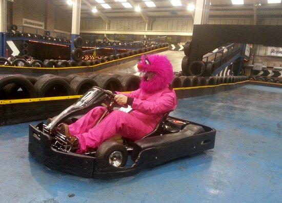 Full Throttle Raceway Ltd: karts