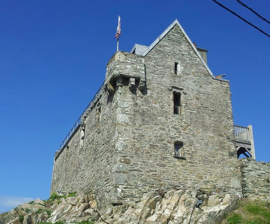 Baltimore, Ireland: Dun na sead castle