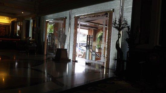 Fairtex Sports Club Hotel : Lobby