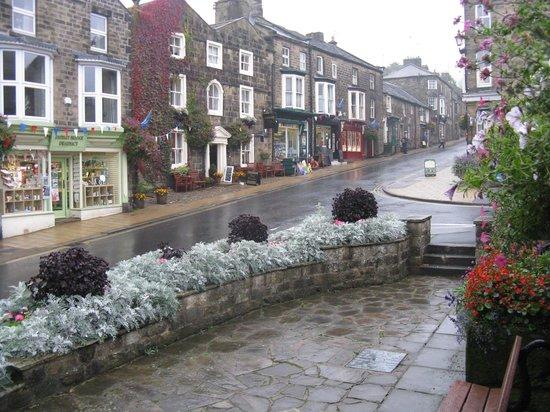 Oldest Sweet Shop In England: High Street in Pateley Bridge