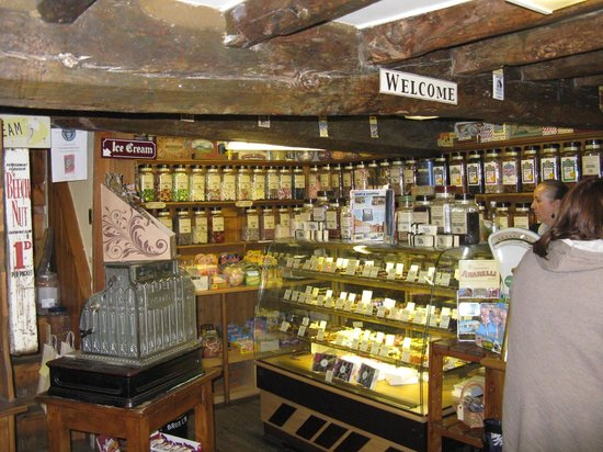 Oldest Sweet Shop In England