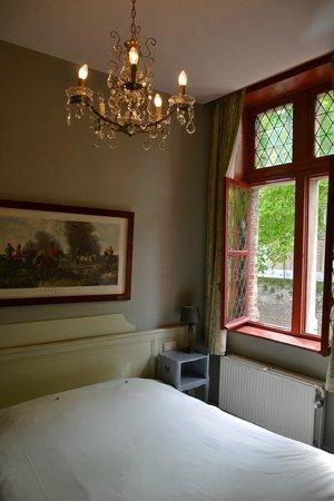 Hotel Ter Brughe : room