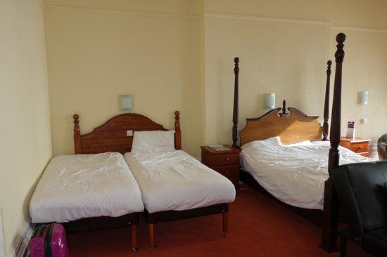 Grand Hotel Scarborough : Room