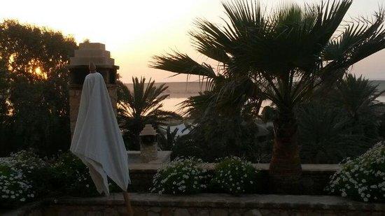 La Sultana Oualidia : view