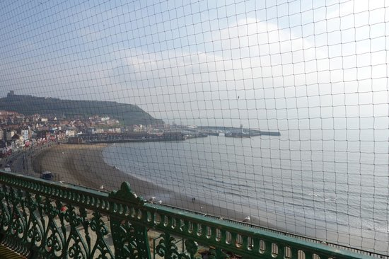 Grand Hotel Scarborough : View from balcony