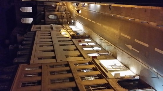 Hotel Esprit Saint Germain: Another Night View From Our Room