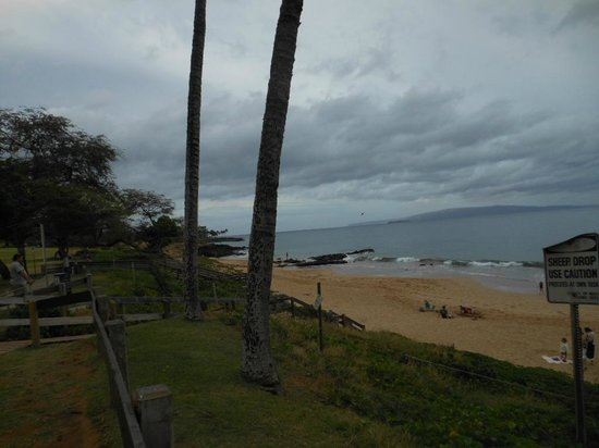 Aston at the Maui Banyan: Not so Pretty Beach