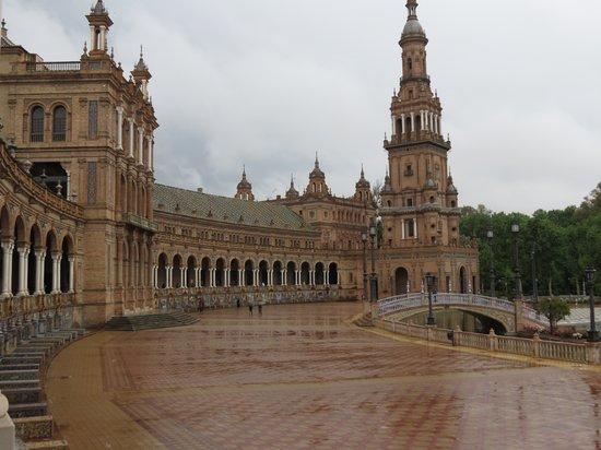 Plaza de España: Plaza Espana