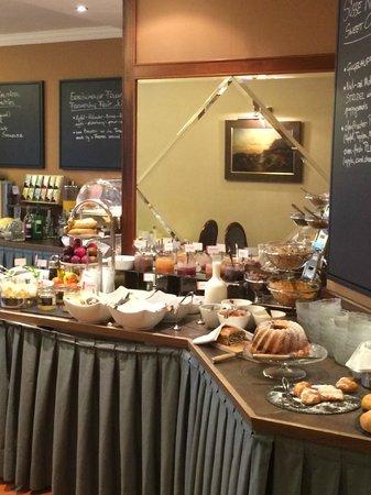Das Capri.Ihr Wiener Hotel: el desayuno