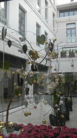 Vincci Seleccion Posada del Patio : внутренний дворик
