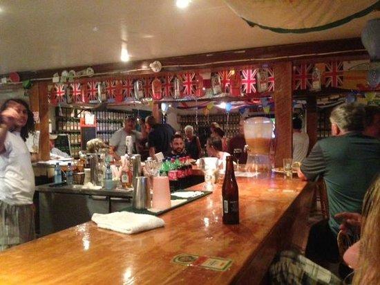 Pedro's Hotel: Sports Bar