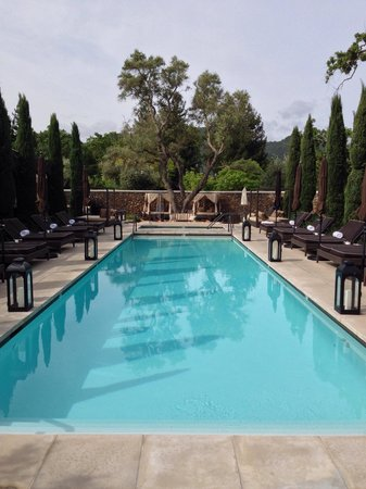 Hotel Yountville: Poolside