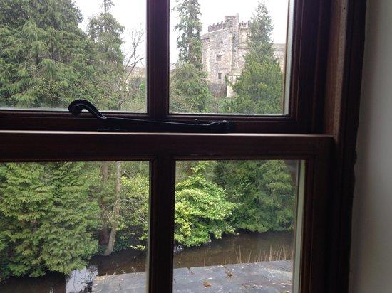 Wood Grove Bed & Breakfast: View from Bedroom 2 Window