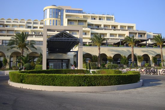 Kipriotis Panorama Hotel & Suites : вид отеля
